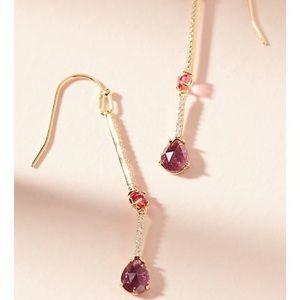 Rebecca Matchstick Drop Earrings