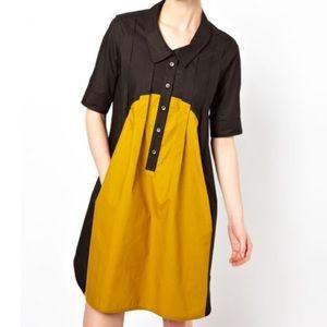 Peter Jensen Color Block dress