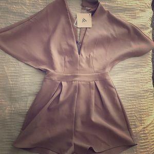 Beautiful mauve jumpsuit