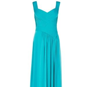 BCBG Thora Pleated Gown
