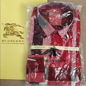 Burberry Men's Dress Shirts