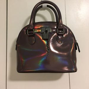 Aldo Holographic purse