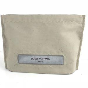 Louis Vuitton Polyester Toiletry Pouch *Rare*