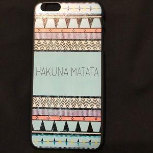 iPhone 6s Plus plastic phone case