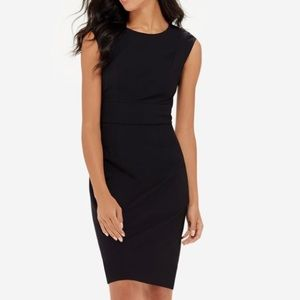 The Limited Black Classic Shift Dress