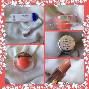 Estee Lauder The Barest Lipcolour & Cocobalm