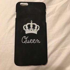 Queen iPhone 6s Plus case