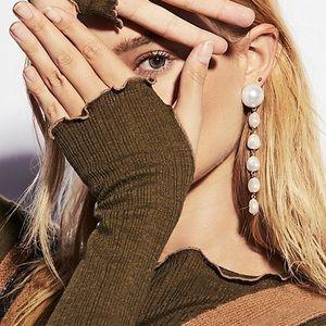 Pretty in Pearls Drop Earrings