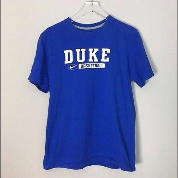 61d1f892a020 Nike Duke Basketball Shirt Regular Fit Women s Tee.  M 59ec50354127d00c4f075afe