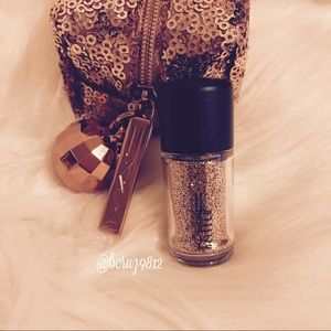 💕Authentic Mac Snow Ball Mini Glitter & Bag