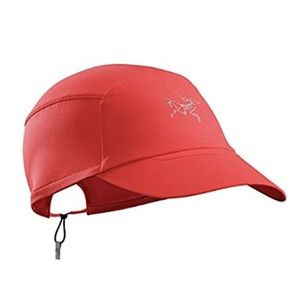 🏃♀️Arc'teryx🏃*NWT*Motus Hat, UNISEX*color:RAD*