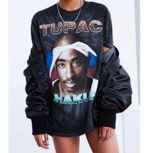 Tupac Shakur T-Shirt Medium