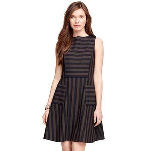 Brooks Brothers Striped Pocket Dress