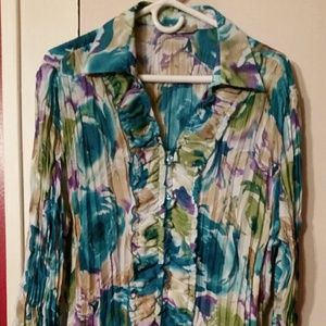 Larry Levine Blouse