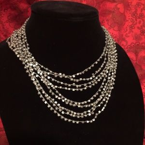 "18"" ZAD Silver Necklace"