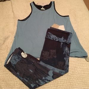 NWT Alternative workout outfit