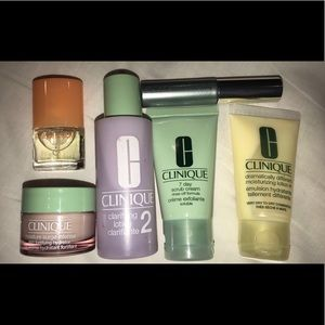 Clinique Mini Set