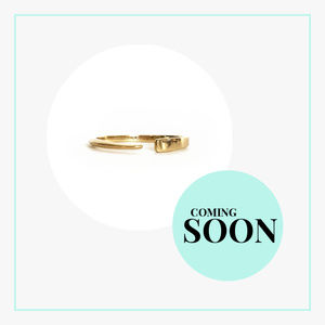 COMING SOON  Open Stacking Ring