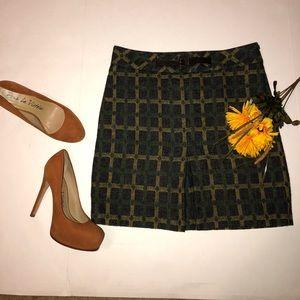 Ann Taylor Loft • Wool Blend• Skirt• 4 P