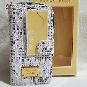 Mk case/wallet note 5 white