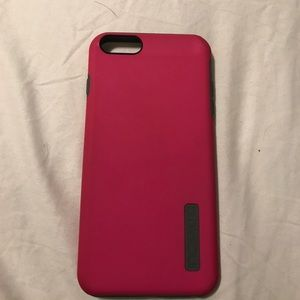 iPhone 6s Plus hard rubber case