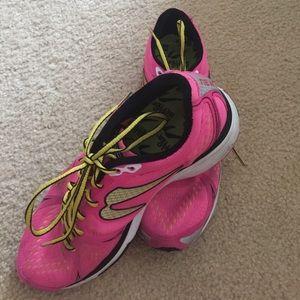 Newton Fate Running Shoes women's size 10 VGUC