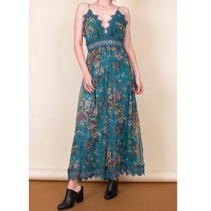 Zimmermann Tropicale floral print jumpsuit