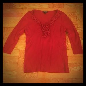 Tops - Red Sweater