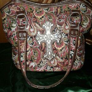 Ladies Montana West purse