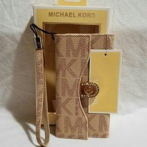 Mk case/wallet iPhone 6/6s