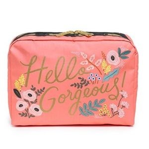 Rifle Paper Co. for Lesportsac Cosmetic Bag