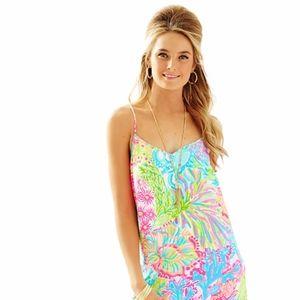 Lilly Pulitzer Dusk Strappy Slip Dress