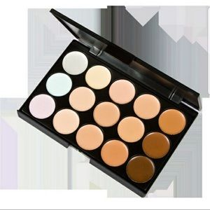 Fashion 15 Colors Foundation Concealer