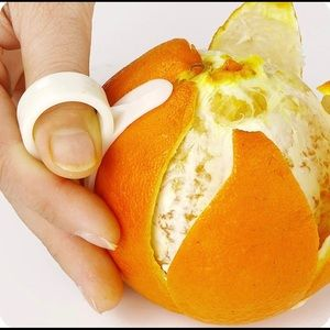 Orange and lemon Peeler