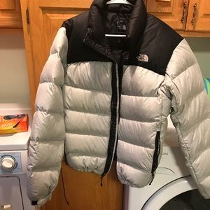 Men's North Face Coat Medium