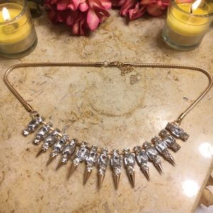 Chain Statement Gold Color Necklace