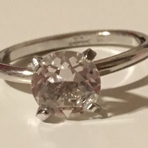 Size 6 Engagement style ring
