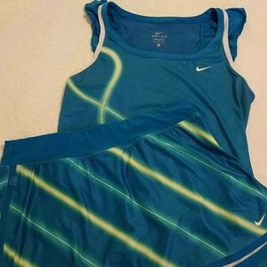 2 Piece Nike tennis outfit