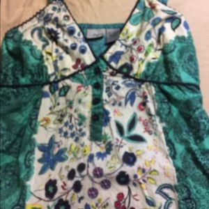 Daytrip Paisley & Floral Top