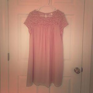 Blush Dress Sz XL