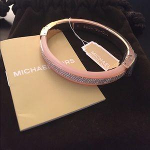 BNWT Michael Kors Bracelet - Rose Gold