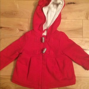 ONE DAY SALE Gymboree jacket size 6-12 months