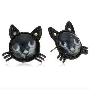 Betsey Johnson Creepshow Earrings