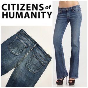 CoH Dita Petite Bootcut Jeans 👖