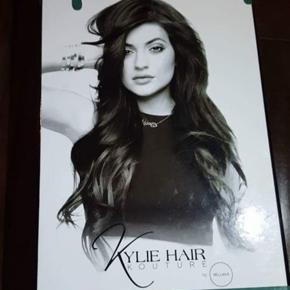 Kylie Jenner Hair Extensions