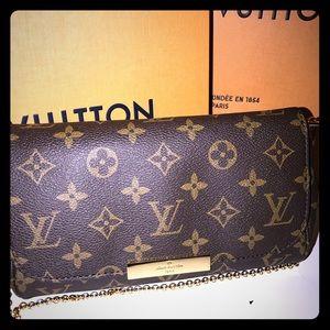 Louis Vuitton Favorite PM!!!!!!