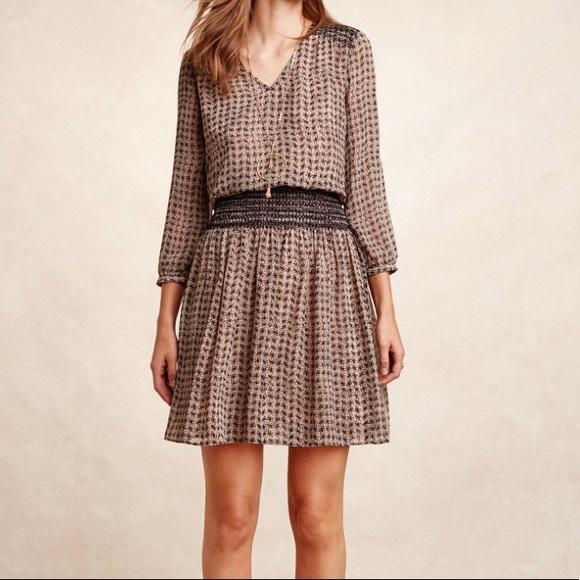 Anthropologie Dresses   Skirts - Anthropologie Vanessa Virginia Daytripper  Dress 15fc98857