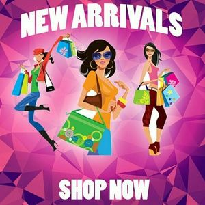 New Arrivals Just Added Today! Bundle SAVE 