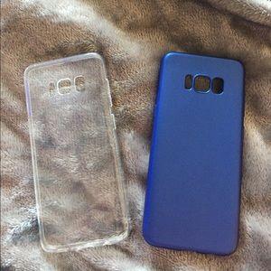 Samsung Galaxy S8 Case Slim Fit - 2
