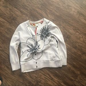 Anthropologie Tabitha Sweater size small
